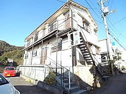 兵庫県神戸市長田区高取山町1丁目の賃貸アパートの外観