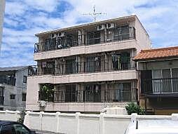 プリマドール萱場[3階]の外観