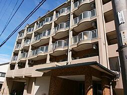 ライオンズマンション大正[6階]の外観