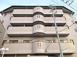 大阪府東大阪市若江西新町1丁目の賃貸マンションの外観