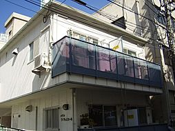 兵庫県神戸市中央区下山手通4丁目の賃貸アパートの外観