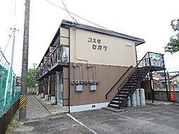 三重県鈴鹿市住吉1丁目の賃貸アパートの外観
