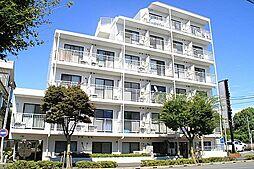 東京都青梅市河辺町8丁目の賃貸マンションの外観