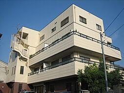 兵庫県伊丹市清水1丁目の賃貸マンションの外観