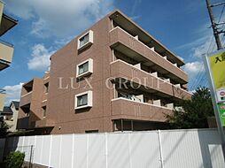 東京都西東京市富士町3丁目の賃貸マンションの外観