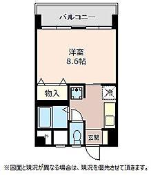 LB鴻巣駅前ビル[405号室]の間取り