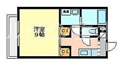 グランドオーク神戸垂水[2階]の間取り