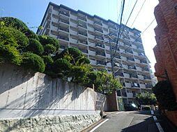 大産桜坂マンション[9階]の外観