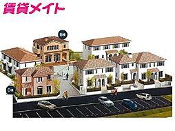 近鉄名古屋線 千代崎駅 徒歩17分の賃貸テラスハウス