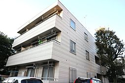 千葉県市川市市川1丁目の賃貸マンションの外観