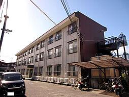 高田マンション[210号室]の外観