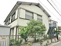 埼玉県さいたま市浦和区本太5丁目の賃貸アパートの外観
