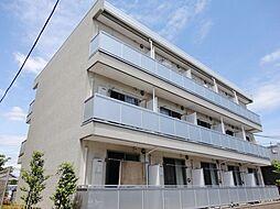 埼玉県さいたま市南区曲本4丁目の賃貸マンションの外観