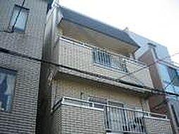 JPアパートメント住吉III[4階]の外観
