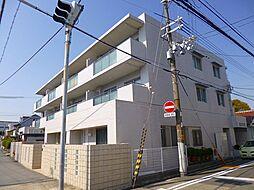 野田マンション[1階]の外観