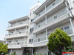 大阪府高石市高師浜2丁目の賃貸マンションの外観