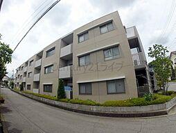 兵庫県宝塚市平井1丁目の賃貸マンションの外観