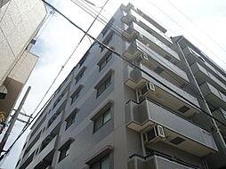 ドムール三国2番館[4階]の外観
