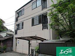 滋賀県大津市逢坂2丁目の賃貸マンションの外観