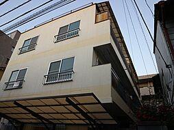 コーポ今村[201号室]の外観