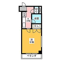 シティライフ社台[2階]の間取り