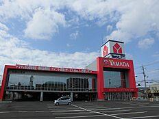ヤマダ電機テックランド和歌山北店まで718m