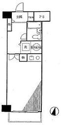 ライオンズステーションプラザ大塚第2[606号室]の間取り