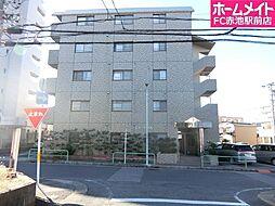 愛知県名古屋市天白区原4丁目の賃貸マンションの外観