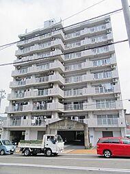福岡県北九州市八幡東区上本町1丁目の賃貸マンションの外観