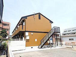 フォレント泉大津[2階]の外観