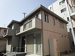 東急目黒線 西小山駅 徒歩9分の賃貸アパート