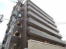 ミリオンコンフォート新今里[3階]の外観