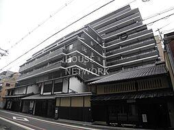 イーグルコート京都六角雅心庵[506号室号室]の外観