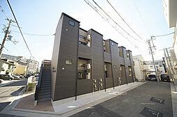 大阪府堺市堺区大浜北町3丁の賃貸アパートの外観