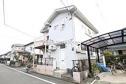 神奈川県相模原市中央区並木1丁目の賃貸アパートの外観