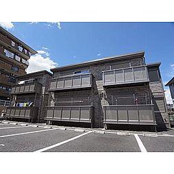 奈良県香芝市逢坂4丁目の賃貸アパートの外観
