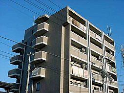 京都府宇治市神明宮東の賃貸マンションの外観