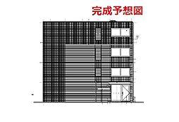 仮)千本中2丁目マンション[3階]の外観