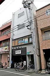 大輝ビル[3階]の外観