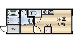 大塚ハイツ[3階]の間取り