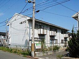 兵庫県加古川市平岡町一色西2丁目の賃貸アパートの外観
