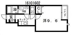 [タウンハウス] 大阪府大阪市東住吉区住道矢田2丁目 の賃貸【/】の間取り
