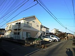 サンハイツ三島[2−A号室]の外観