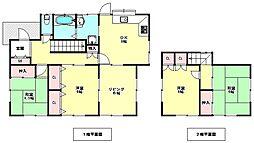 [一戸建] 兵庫県神戸市北区幸陽町3丁目 の賃貸【/】の間取り