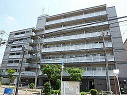 鶴見グリーンコート[4階]の外観