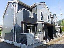 京都府京都市山科区小野御霊町の賃貸マンションの外観
