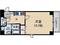 新庄町マンション計画[7階]の間取り