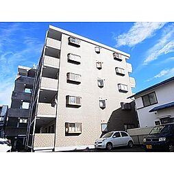 静岡県静岡市葵区田町の賃貸マンションの外観