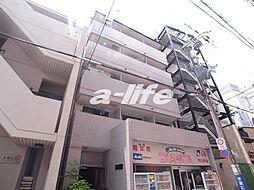 兵庫県神戸市中央区生田町4丁目の賃貸マンションの外観