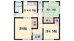 妻鹿駅 3.8万円